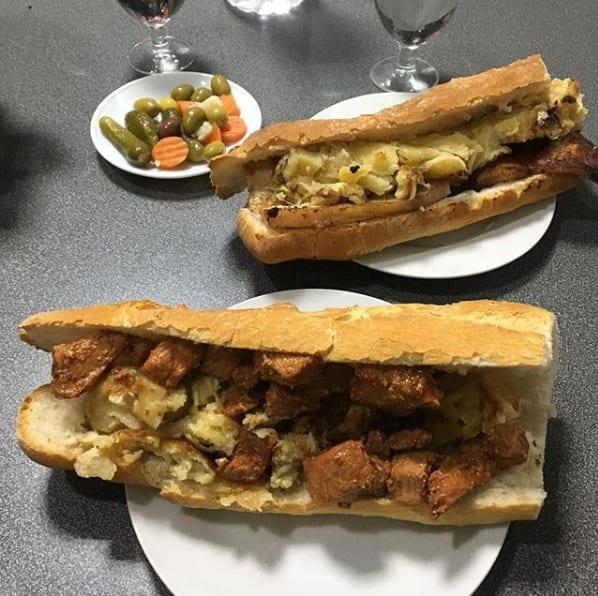 Almuerzo Valencia