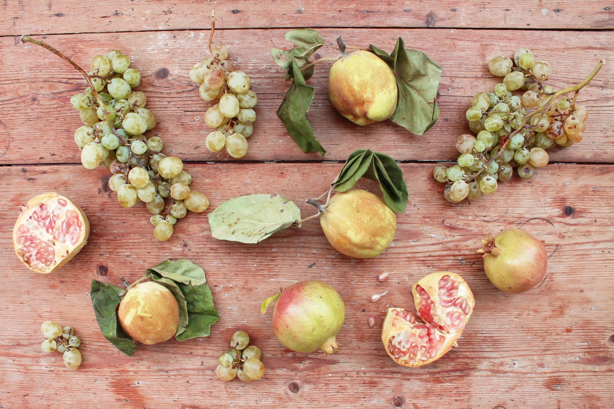 Codonys i fruita de tardor