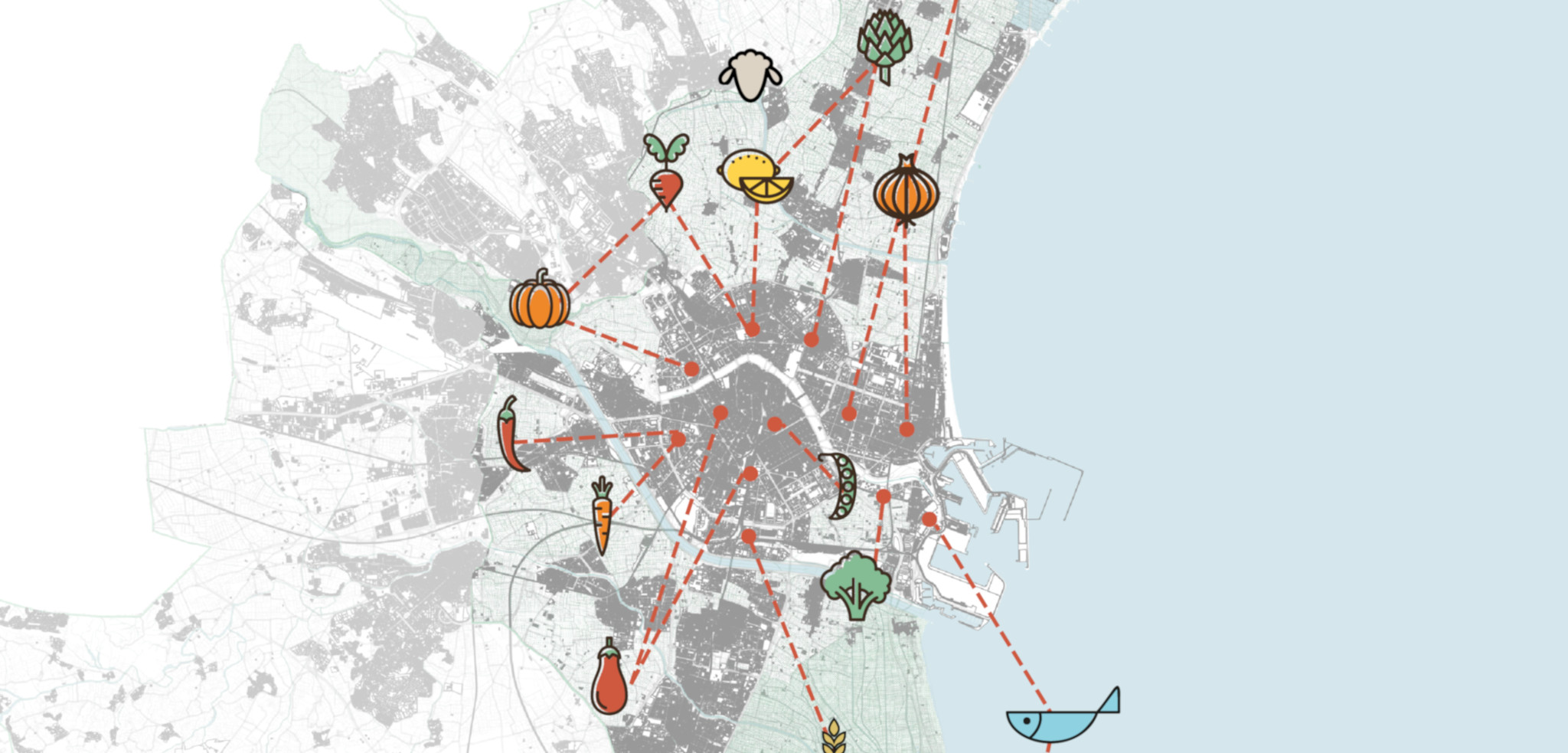 Aliments-horta-mar-València