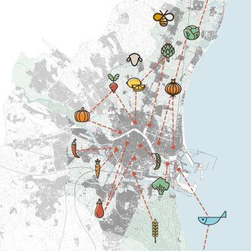 Aliments de l'horta i de la mar per a València